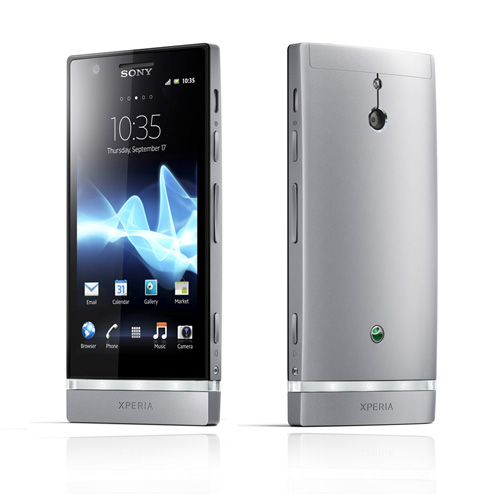 Sony Xperia P – Update auf Android 4.0 Ice Cream Sandwich